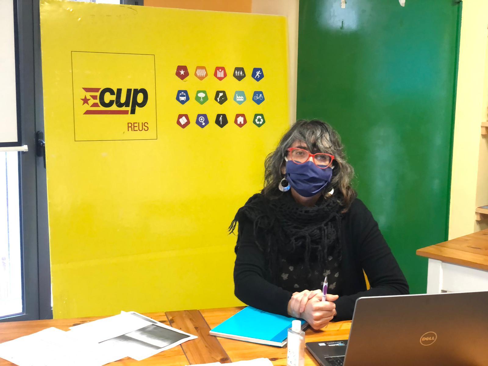 Marta Llorens CUP Reus