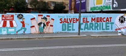 Mural Mercat del Carrilet