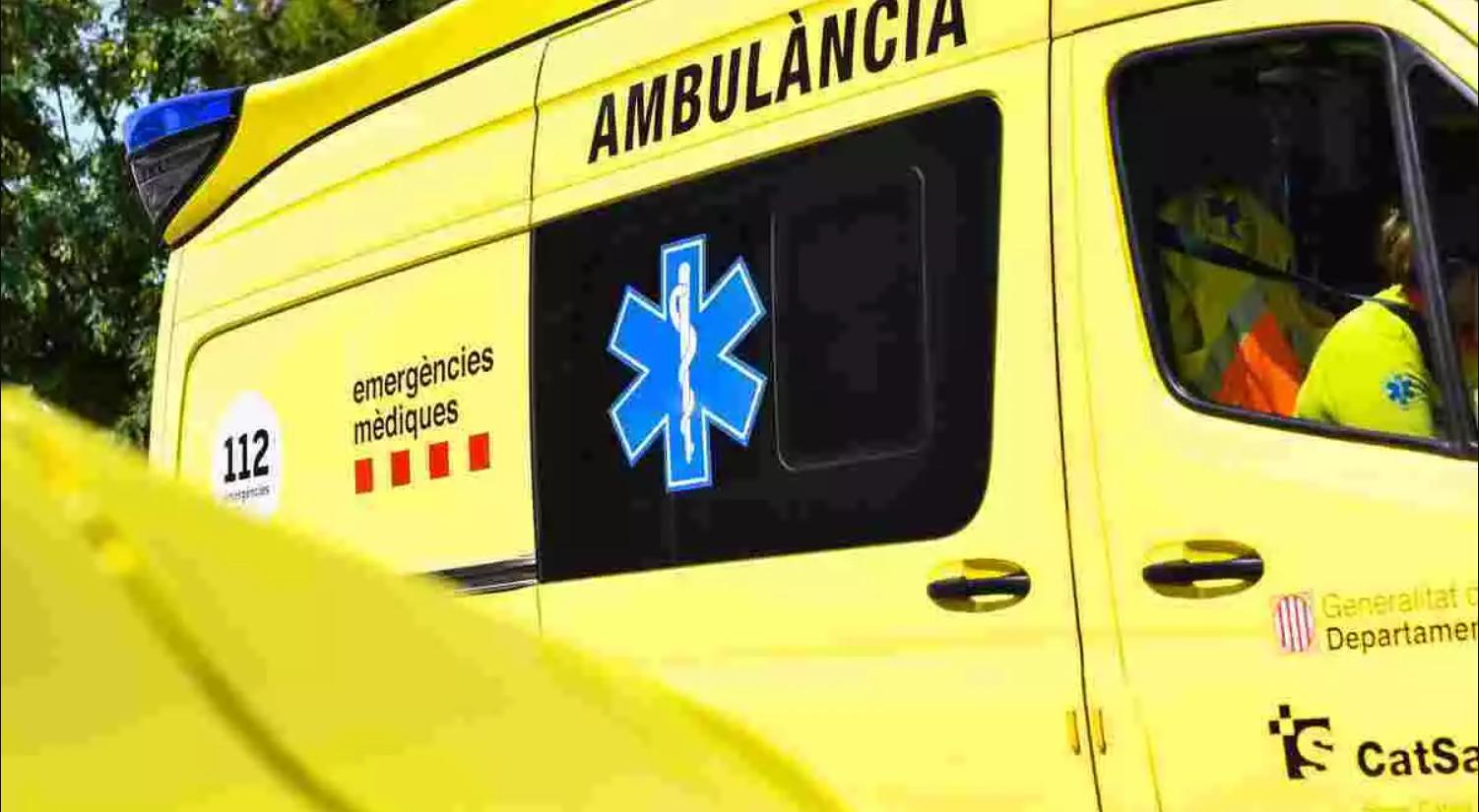 ambulancia sem reus