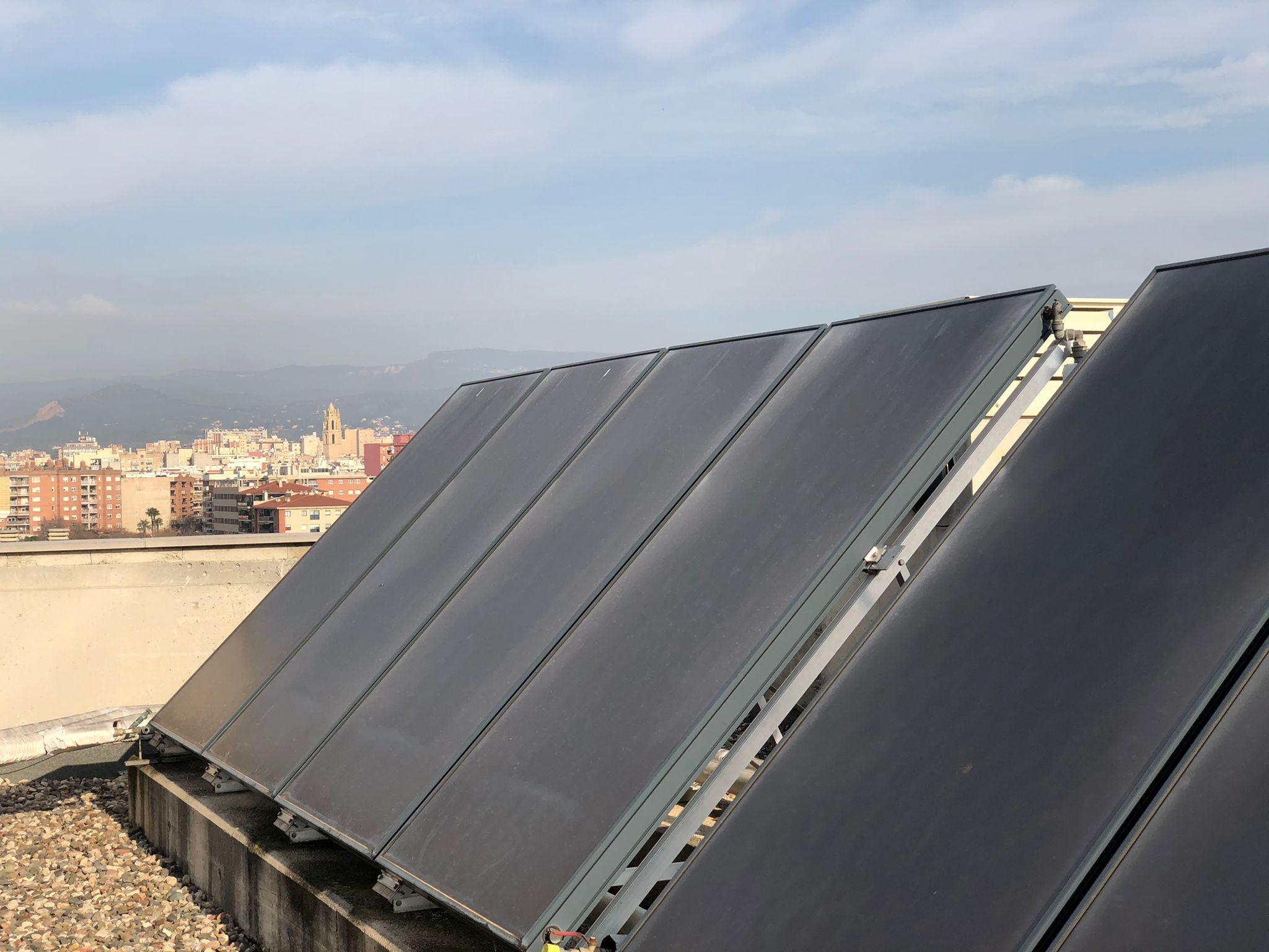plaques solars reus
