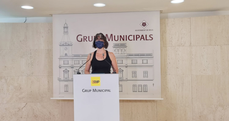 Marta RdP comissió de seguiment del servei de la brossa a Reus