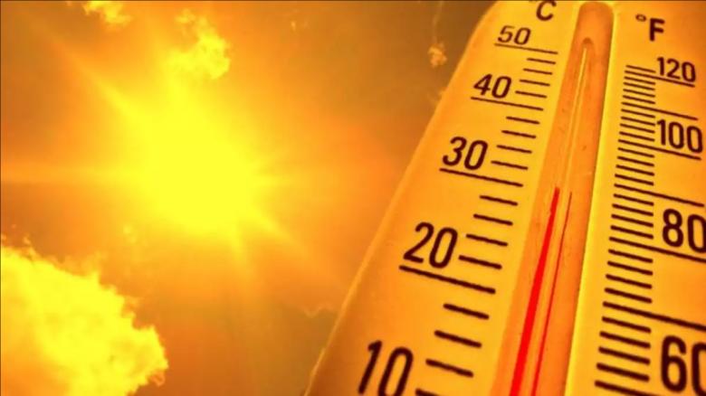 onada calor a Reus